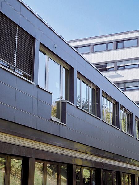 Bauten zum komerziellen Bedarf