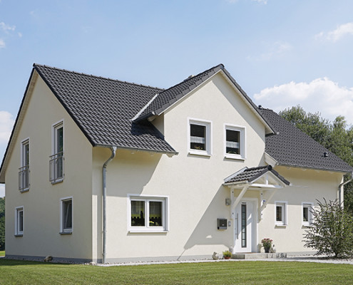 Privater Wohnbau