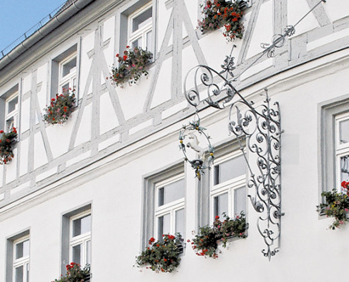 Sanierung und Renovierung von Gebäuden