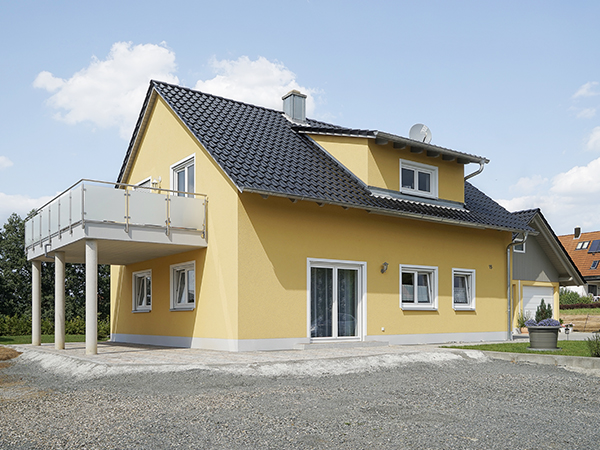 Hochbau, HH-Wohnbau GmbH, Industriestraße 17 in Mainleus bei Kulmbach, Nähe Bayreuth