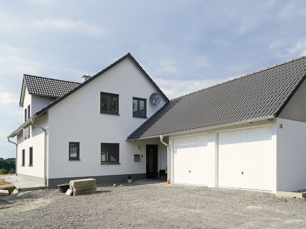 Hochbau, Herrmann Bau, Industriestraße 17 in Mainleus bei Kulmbach, Nähe Bayreuth