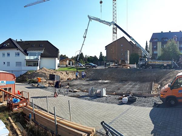 Gewerbebau, Herrmann Bau, Industriestraße 17, Mainleus, Nähe Bayreuth