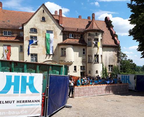Gebäudesanierung, Herrmann Bau, Mainleus bei Kulmbach