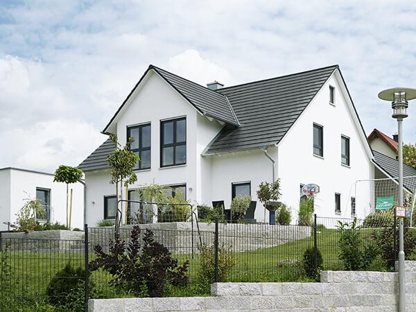 Schlüsselfertig Bauen, HH-Wohnbau GmbH, Industriestraße 17, 95336 Mainleus