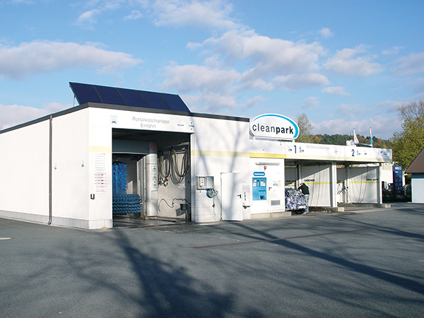 Kommerzielle Objekte, Herrmann Bau, Industriestraße 17, Mainleus bei Kulmbach