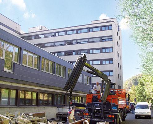 Kommunale Objekte, Herrmann Bau, Industriestraße 17, Mainleus bei Kulmbach