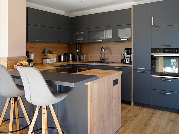 HH-Wohnbau Küche